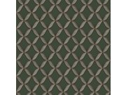 Luksuzna flis tapeta s teksturom tkanine FT221228 | , 0,53 x 10 m | Ljepilo besplatno Na skladištu
