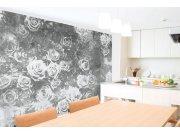 Foto tapeta Apstrakt ruže 2 | Ljepilo besplatno Foto tapete