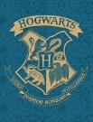 HALANTEX pokrivač od flisa Harry Potter plavi poliester, 130/170 cm Deke, vreće za spavanje - deke od flisa