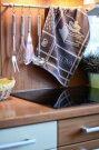 Polášek Kuhinjski ručnici od egipatskog pamuka 3 kom uzorak br.71 Pamuk Kuhinjske krpe + pregače
