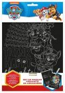 EUROSWAN Scratch picture Paw Patrol Paper, 27x19 cm Igračke i oprema - zabava