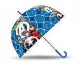 EUROSWAN Avengers POE prozirni kišobran za lansiranje, promjera 70 cm Za škole i vrtiće - kišobrani