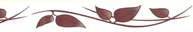 Samoljepljiva bordura Ljvbičasti plahtaovi SB02-404, 5 cm x 10 m - Samoljepljive bordure