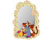 Dječje naljepnice ogledalo Winnie Pooh i prijatelj DM-2100, 15x22 cm Naljepnice za dječju sobu