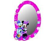Dječje naljepnice ogledalo Minnie i prijateljica DM-2101, 15x22 cm Naljepnice za dječju sobu