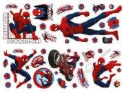 Dječje naljepnice Spiderman D40268, 70x50 cm Naljepnice za dječju sobu