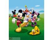 Flis foto tapeta AG Mickey Mouse FTDNXL-5131 | 180x202 cm Foto tapete