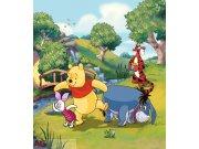 Flis foto tapeta AG Winnie Pooh FTDNXL-5135 | 180x202 cm Foto tapete