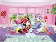 Flis foto tapeta AG Minnie & Daisy FTDNXXL-5035 | 360x270 cm Foto tapete