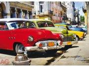 Flis foto tapeta AG Cvba cars FTNM-2603 | 160x110 cm Foto tapete