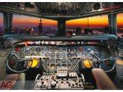 Flis foto tapeta AG Plain cabine FTNM-2609 | 160x110 cm Foto tapete