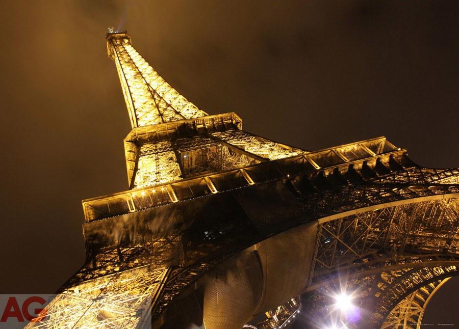 Flis foto tapeta AG Paris FTNM-2618 | 160x110 cm - Foto tapete