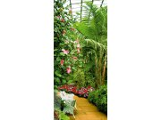 Foto tapeta AG Winter Garden FTV-0222 | 90x202 cm Foto tapete