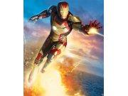3D fototapeta Walltastic Ironman 42780 | 203x243cm Fototapety skladem