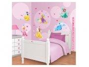Dječja naljepnica Princeze 41455 Naljepnice za dječju sobu