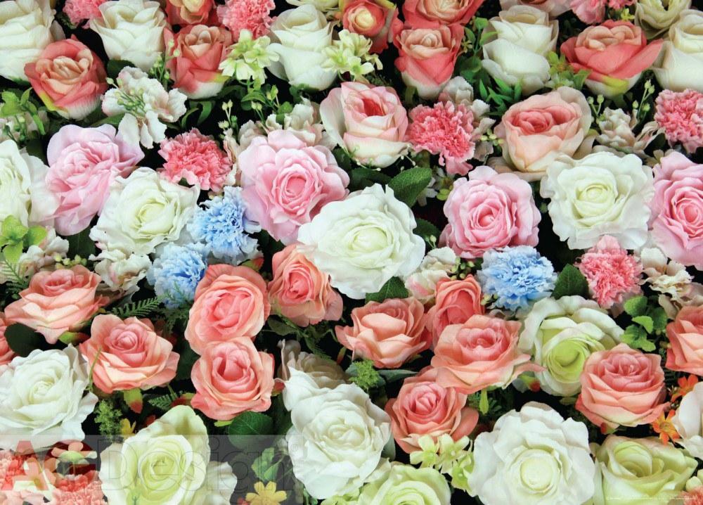 Flis foto tapeta AG Roses FTNM-2653 | 160x110 cm - Foto tapete