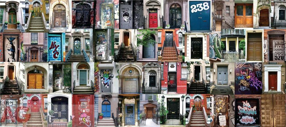 Flis foto tapeta AG Doors FTNH-2740 | 202x90 cm - Foto tapete