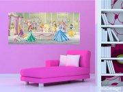 Fototapeta Princezny na snídani FTDNH-5346, rozměry 202 x 90 cm Fototapety pro děti - Fototapety dětské vliesové