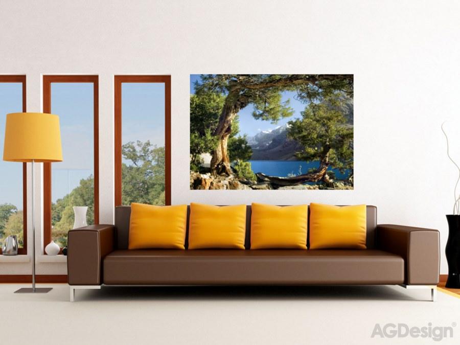 Foto tapeta AG Pohled na moře FTSS-0833 | 180x127 cm - Foto tapete