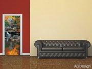 Vliesová fototapeta Autumn mill FTNV-2872 | 90x202 cm Fototapety vliesové