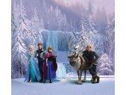 Foto zavjese Snježno kraljevstvo FCSXL-4303, 180 x 160 cm Foto zavjese