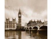 Foto zavjesa London FCPXXL-6411, 280 x 245 cm Foto zavjese