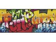 Dječja papirnata tapeta za zid graffiti 237900, 0,26 x 5 m Rasch