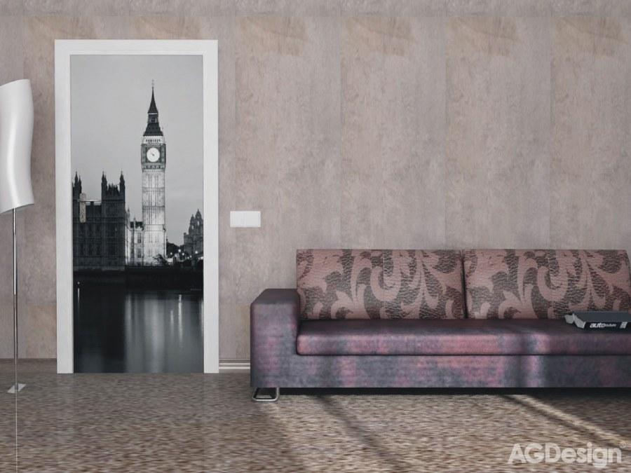 Flis foto tapeta AG London FTNV-2843 | 90x202 cm - Foto tapete