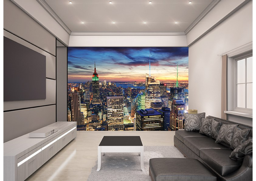 3D foto tapeta Walltastic New York 43558 | 305x244 cm - Foto tapete