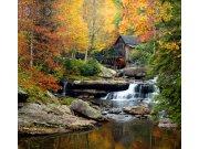 Foto zavjesa Waterfall little FCSXXL-7402, 280 x 245 cm Foto zavjese