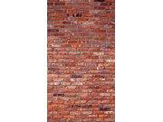 Foto zavjesa Red bricks FCSL-7501, 140 x 245 cm Foto zavjese