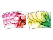 Samoljepljiva dekoracija za pločice Spice and Hers TI-017, 15x15 cm Naljepnice za pločice