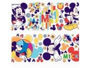 Dječje naljepnice Mickey Mouse D40206, 70x50 cm Naljepnice za dječju sobu