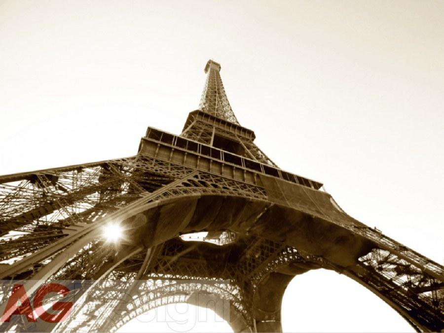 Foto tapeta AG Eiffelov toranj FTS-0172 | 360x254 cm - Foto tapete