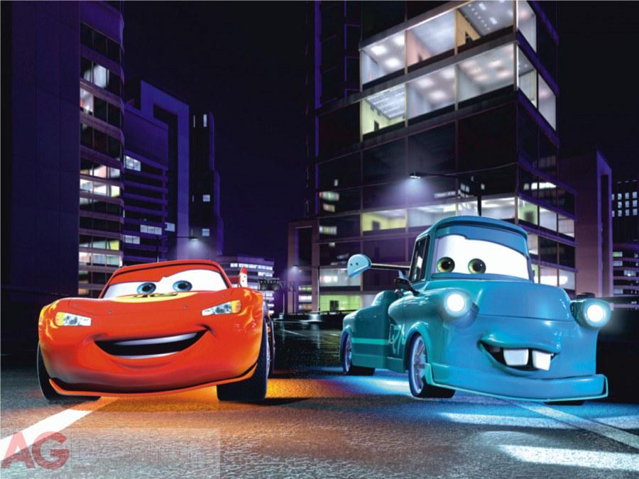 Foto tapeta AG Cars FTDXXL-0245 | 360x270 cm - Foto tapete